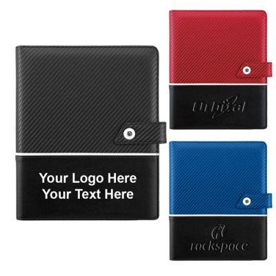 Custom Imprinted Matrix e-Junior Padfolios