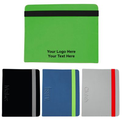 Custom Imprinted Technix Tablet Easels with 4 colors