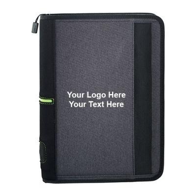 Customized Power Stretch Tech Padfolios