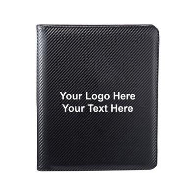 Customized Carbon Fiber Tech Padfolios