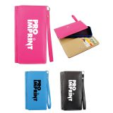 Custom Printed Call Cash Cell Phone Wallets