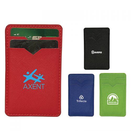 Dual Barricade RFID Phone Wallets