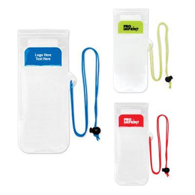 Custom Printed Waterproof Phone Pouches