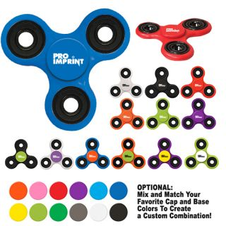 Customized Fidget Spinners