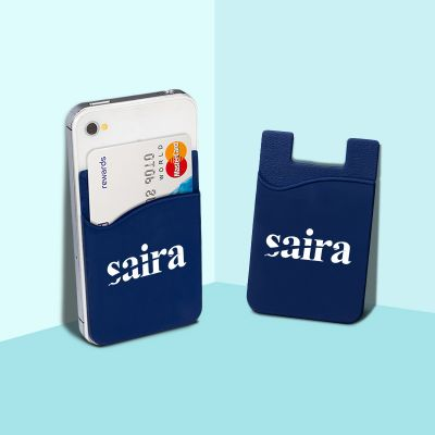 Custom Econo Silicone Phone Wallet