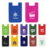 Promotional Silicone Mobile Pocket Wallets