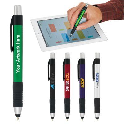 Custom Imprinted Tyrell Stylus Pens