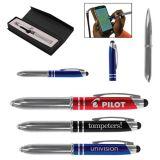Customized Executive 3 in 1 Metal Stylus Pens...