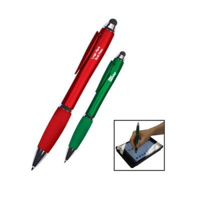 Promotional Hidden Clip Duo Stylus Pens