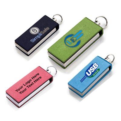 Custom Imprinted 1 GB Classic USB 2.0 Flash Drives