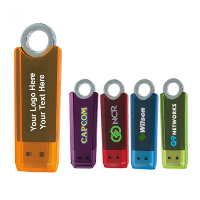 Ring USB 2.0 Flash Drive 2 GB