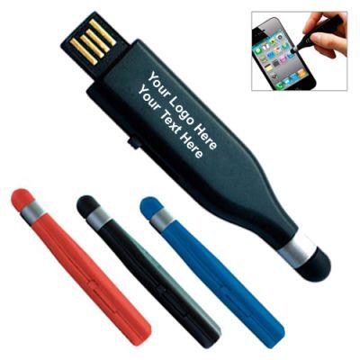 Promotional Stylus USB 2.0 Flash Drive 4GB