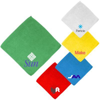 Heavy Duty Microfiber Cloths