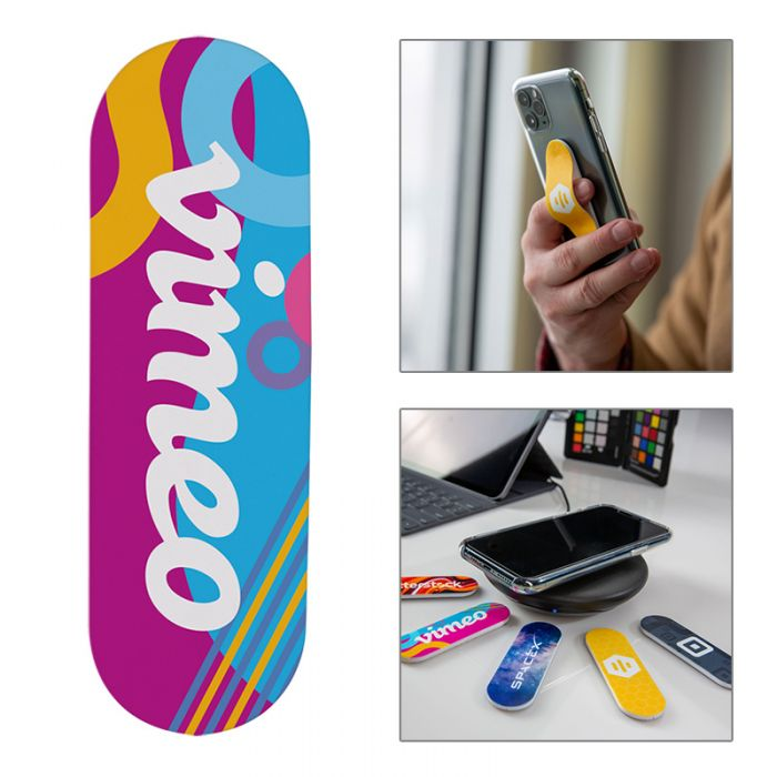 Custom Printed Momo Stick Phone Grips