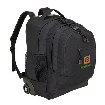 Custom Imprinted Executive Rolling Backpacks