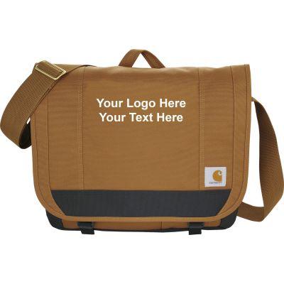 Custom Printed Carhartt Signature Compu-Messenger Bags