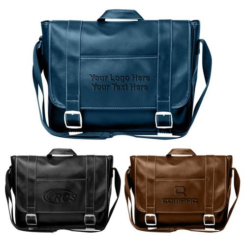 b4a51668f5c1 Custom Printed Lamis Corporate Messenger Bag