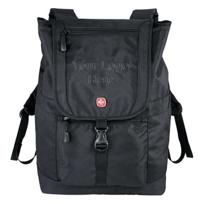 Custom Printed Wenger Compu-Rucksack Backpacks