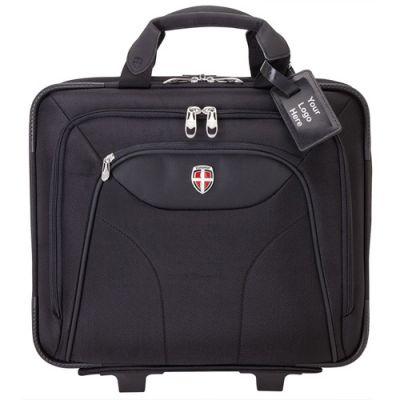 Customized Ellehammer Copenhagen Executive Trolley Cases