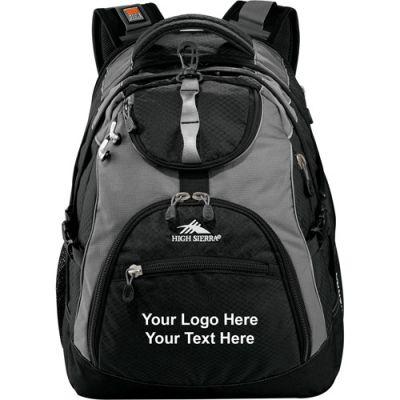 Customized High Sierra Access Compu-Backpacks