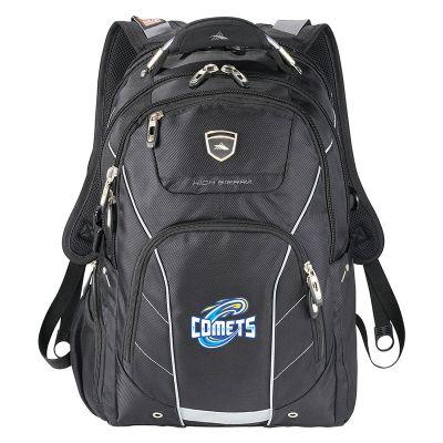 Customized High Sierra Elite Fly-By Compu-Backpacks
