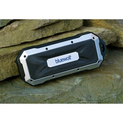 Promotional Boulder Waterproof Outdoor Bluetooth Speakers