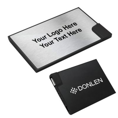 Customized Credit Card Style Chargers-1500 mAh