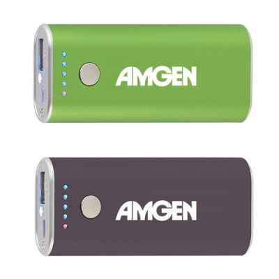 Customized Mega Charge Power Banks-4400 mAh