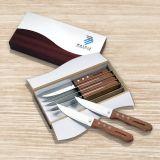 Custom Printed 6 Piece Niagara Cutlery Steak...