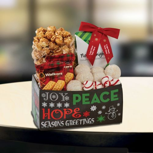 Holiday Snack Caddy