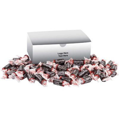 Promotional Chest Box with Tootsie Rolls