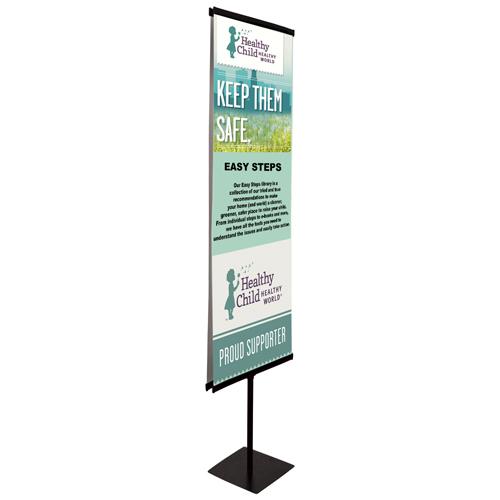 Everyday Rail Banner Display Kit