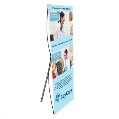 Customized Euro-X1 Banner Display Kit
