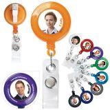 Custom Imprinted Retractable Badge Holders
