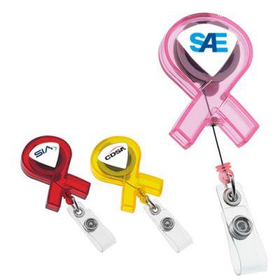 Ribbon Badge Holders