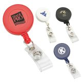 Customized Retractable Badge Reel with Swivel...
