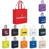Custom Printed Main Street Shopper Tote Bags