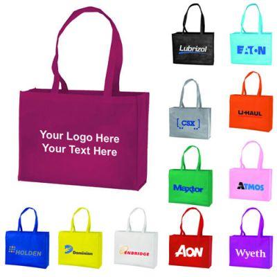 Custom Printed Medium Tote Bags