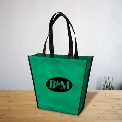 Custom Printed Small Handy Tote Bags