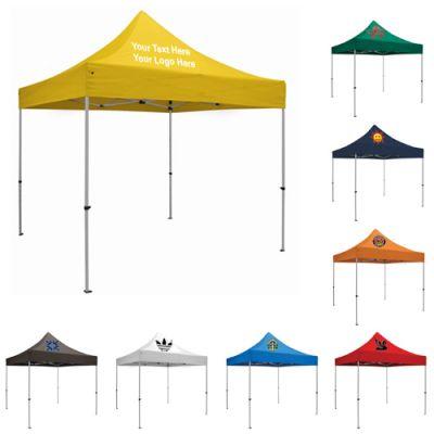 10x10 Customized Premium Event Tent Kit