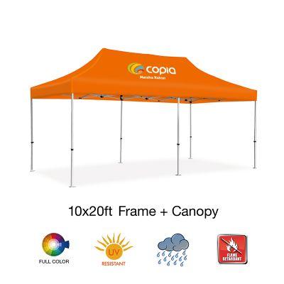 Custom 10'x20' Event Tent Canopies