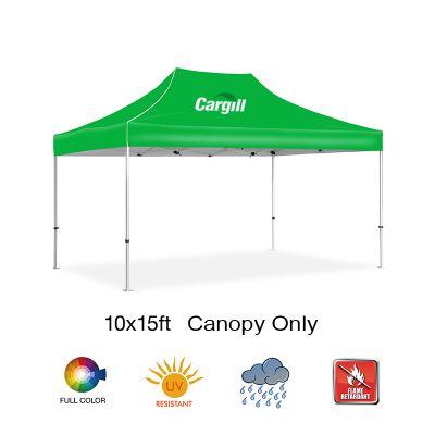 Custom Printed 10'x15' Event Tent Canopies