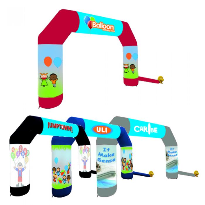 Arch Inflatable Kits