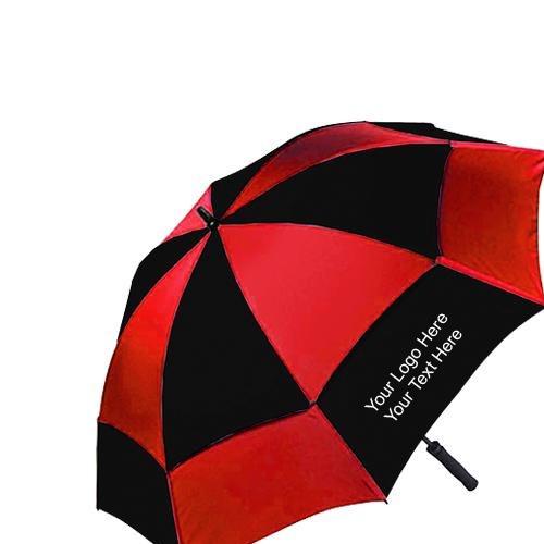 62 Inch Personalized Windproof Umbrellas