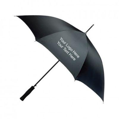 Personalized 58 inch Arc Golf Logo Umbrellas