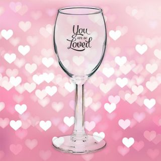 Custom Imprinted 6.5 Oz Napa Tall Wine Glasses