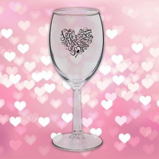 Promotional 10 Oz Napa Wine Goblets