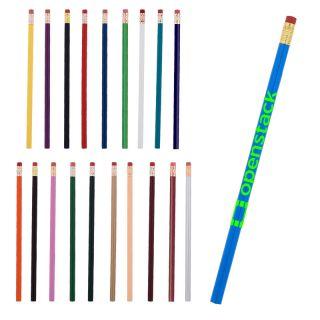 Custom #2 Pencils with Logo