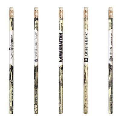 Personalized Jo-Bee Big Bucks Pencils