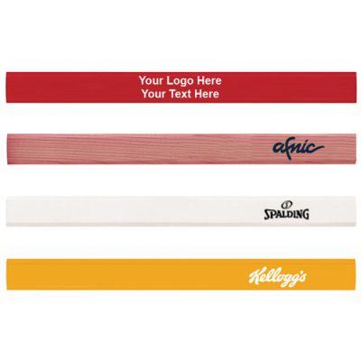 Customized Carpenter Pencils